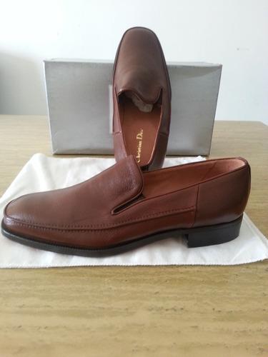 zapatos nuevos  originales christian dior para caballeros