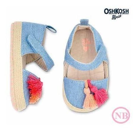 zapatos nuevos oshkosh para bebé nb