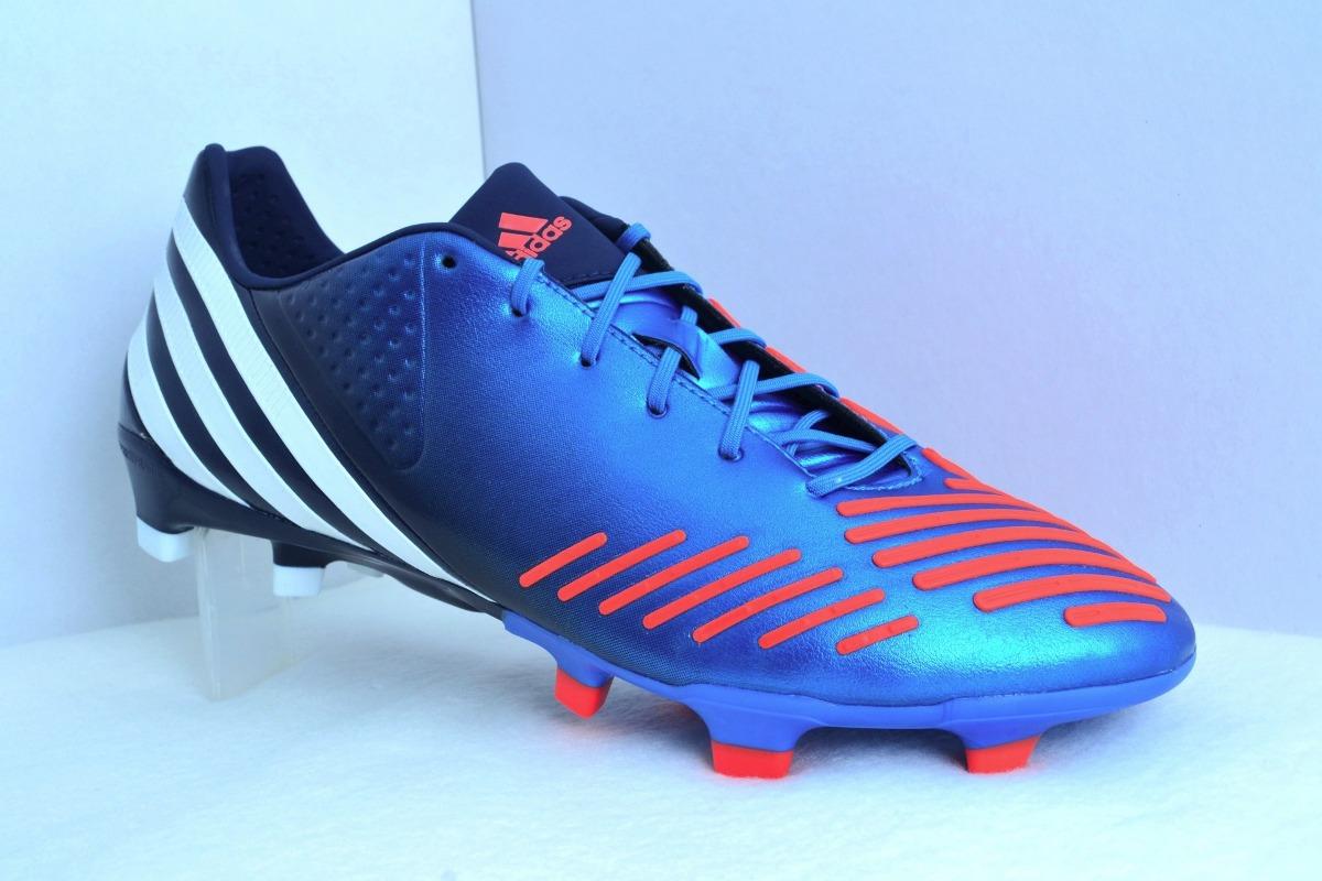 7f9dc11f12360 Zapatos O Tacos De Fútbol Predator Lz Trx Fg Micoach Sensor ...