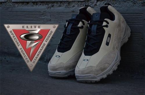 zapatos  oakley hombre