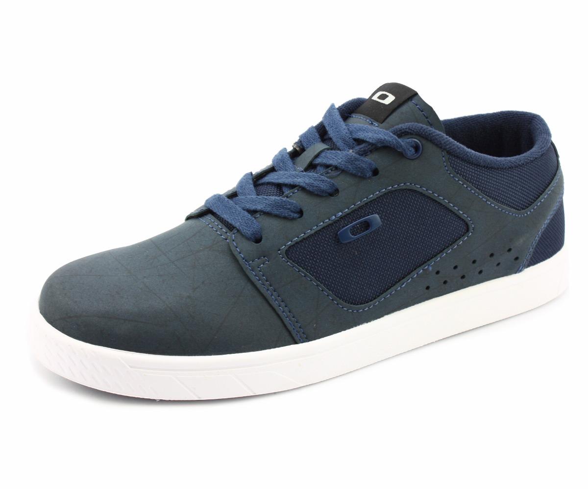 Zapatos Oakley Reason Azul 100% Original