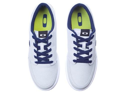 zapatos oakley session negro/carbon