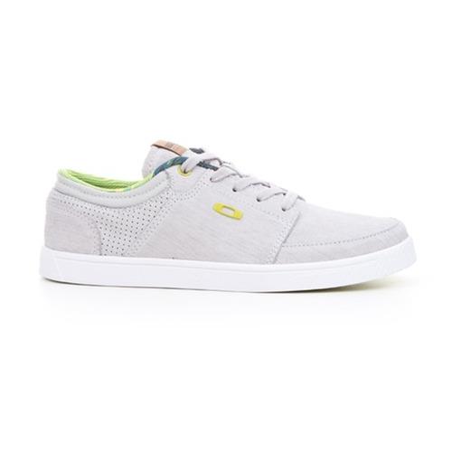 zapatos oakley taylor premium gris