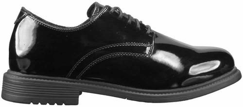 zapatos original swat de charol