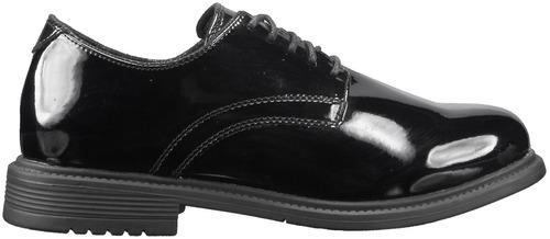 zapatos original swat de charol dress oxford