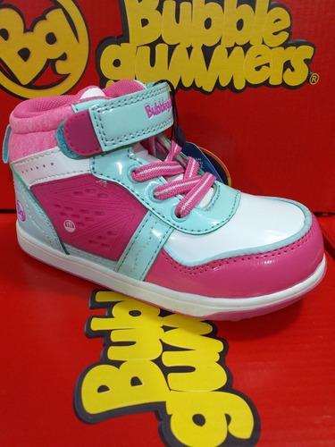 zapatos originales bubble gummers  para niño y niña