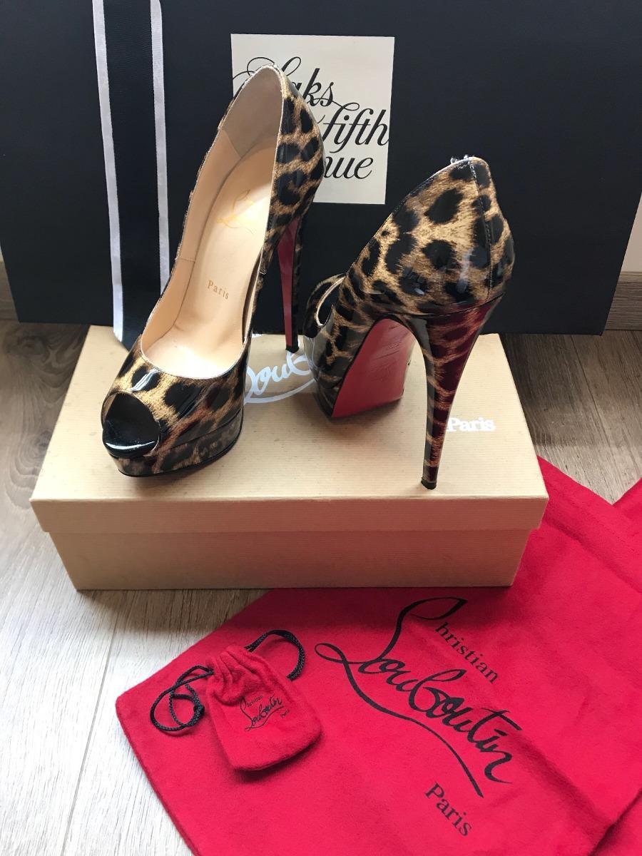 precio de zapatos louboutin originales
