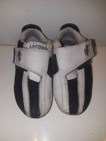Talla Usa Zapatos 9 Originales Lacoste Niño eWEHIDY29