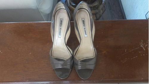 zapatos originales manolo blahnik