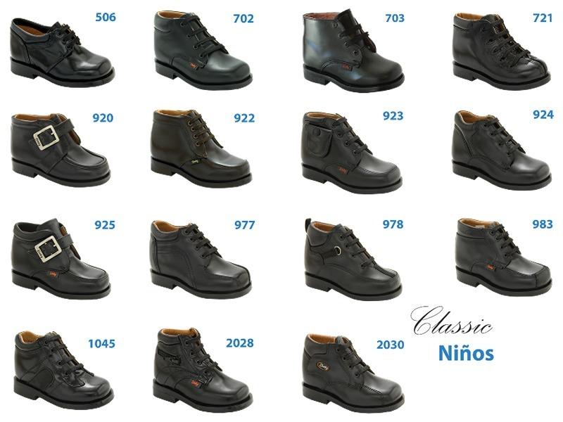 4ef0a7da Zapatos Ortopédicos Infantiles - $ 949.00 en Mercado Libre