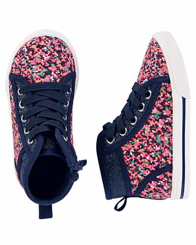 zapatos oshkosh carters disponibles en tallas 20 a 30.