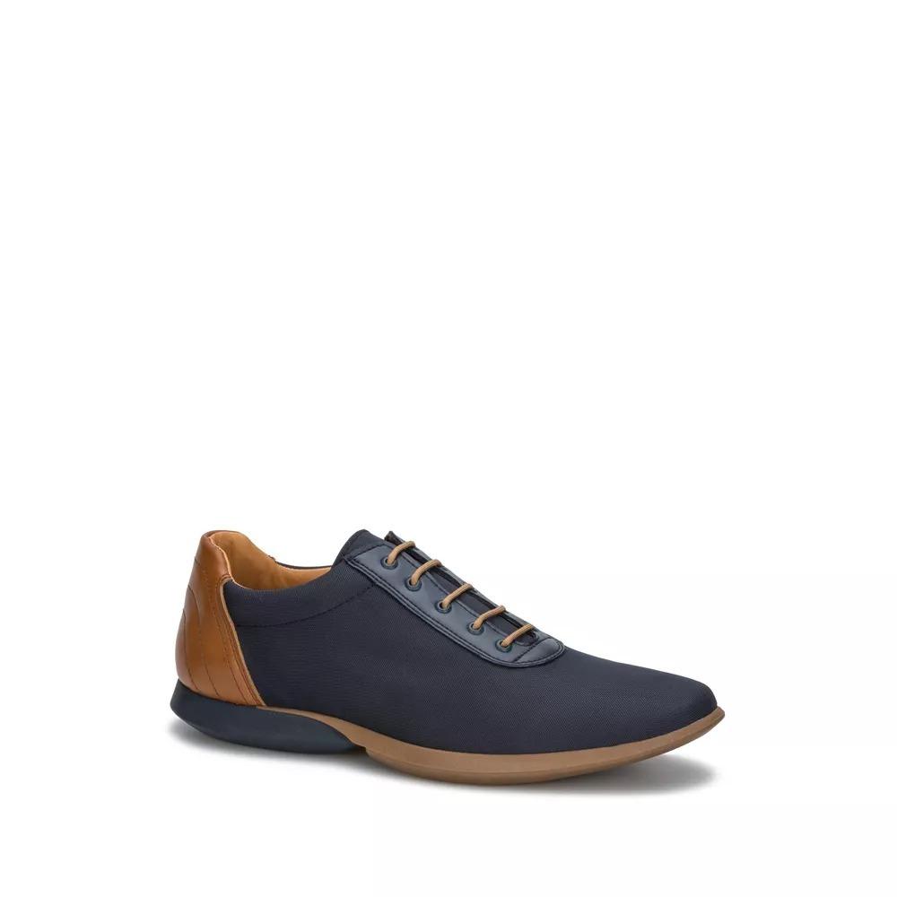 4816a7f9b2e Zapatos Oxford Caballero Color Azul Ferrato 2589466 -   675.00 en ...