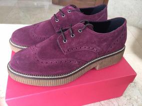 Dama RopaBolsas Y Oxford Libre Nuevos Calzado En Zapatos Mercado T1JcK3lF