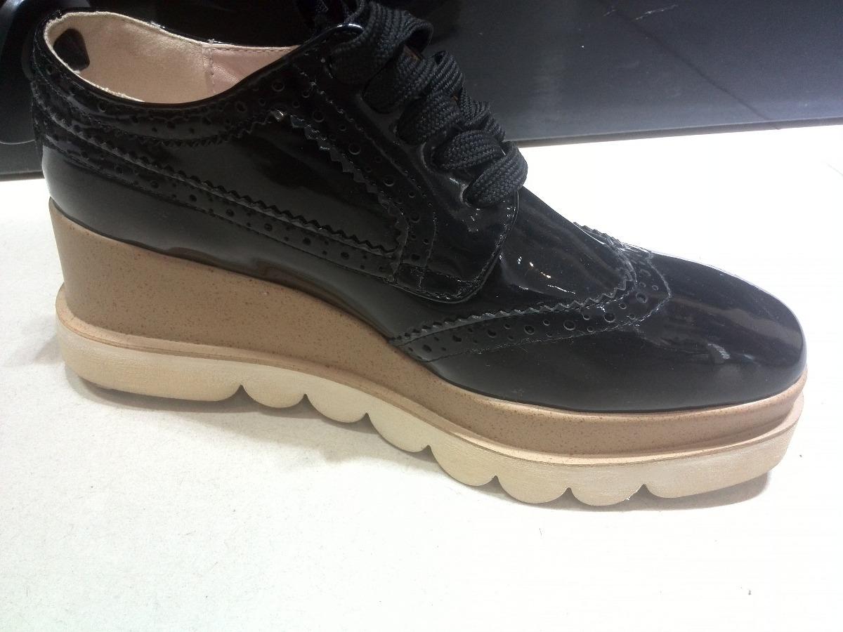 daa6854bcb8 zapatos oxford plataforma de moda para damas calzado. Cargando zoom.