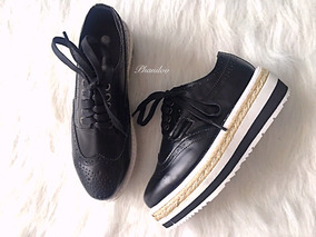 6e1c9a57 Zapatos Oxford Prada Nuevo Leon Monterrey - Zapatos en Mercado Libre ...