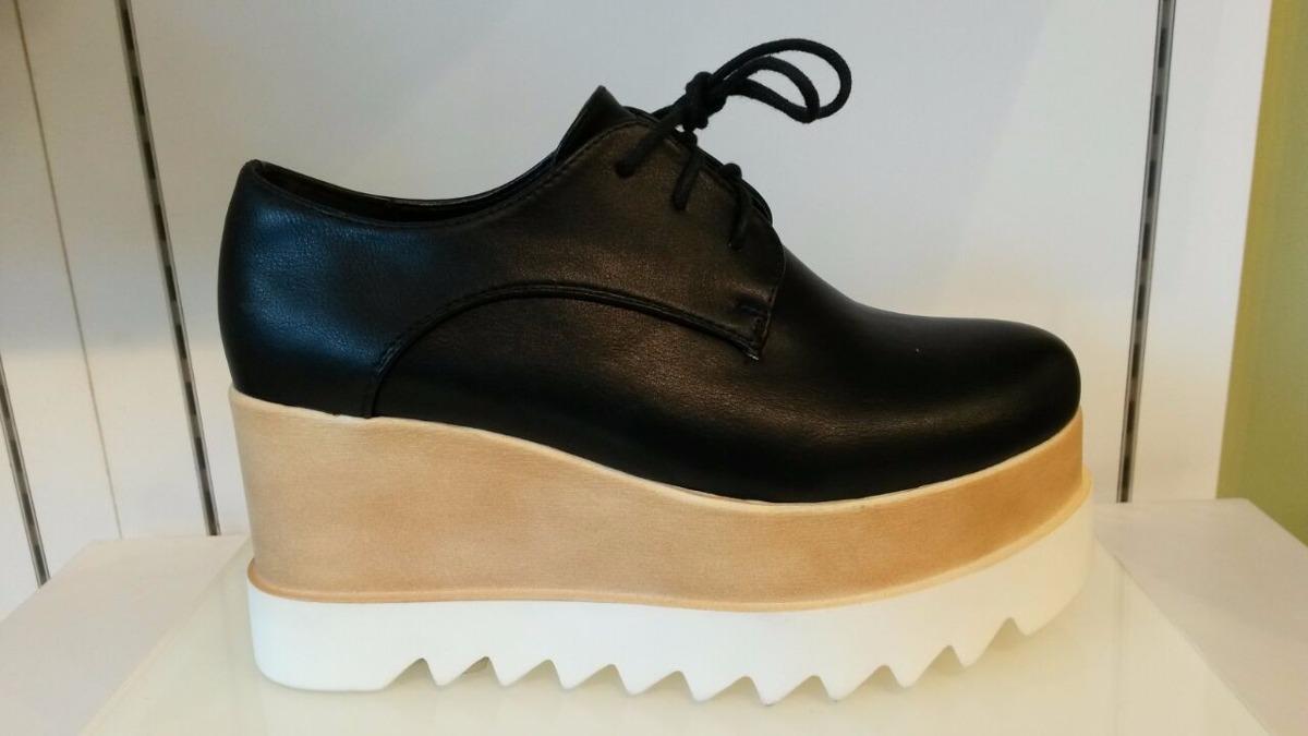 ba21365dbe19a zapatos oxford plataformas de dama ultima tendencia en moda. Cargando zoom.