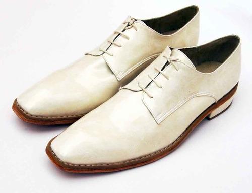 zapatos pachuco gangster para hombre