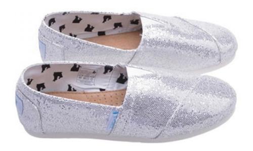 zapatos paez shoes mujer modelo noche plata tallas 35 al 40