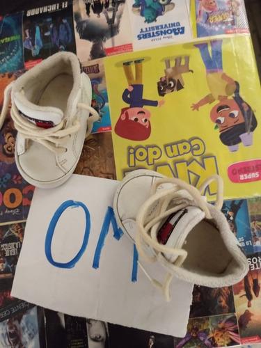 zapatos para bebé #0m marca tommy hilfiger $300