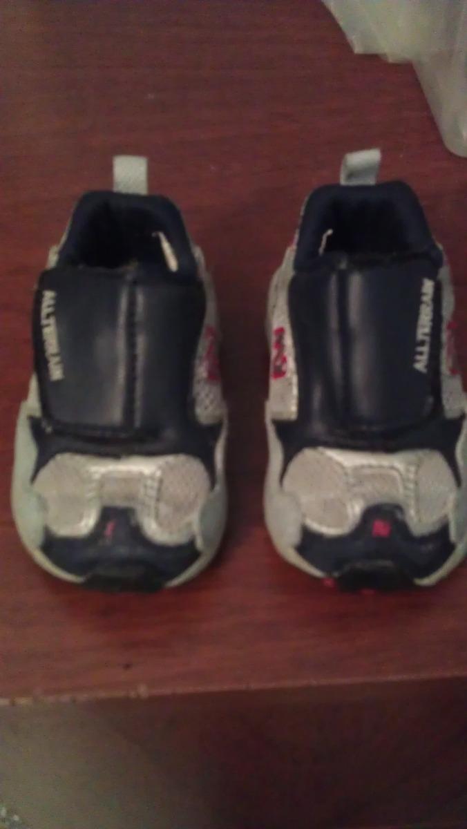 4c21f8c122a zapatos para bebe new balance 750 allterrain talla 18 1 2. Cargando zoom.