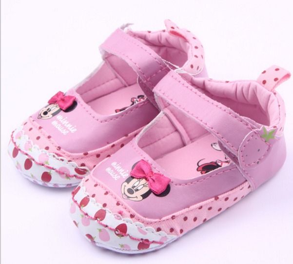 b5261999449 Zapatos Para Bebe Niña De 0-2 Años Minnie Disney - Bs. 76.499
