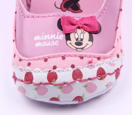 76166bce14a Zapatos Para Bebe Niña De 0-2 Años Minnie Disney - Bs. 76.499