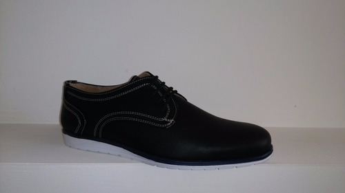 zapatos para caballero azules y negros capa de ozono
