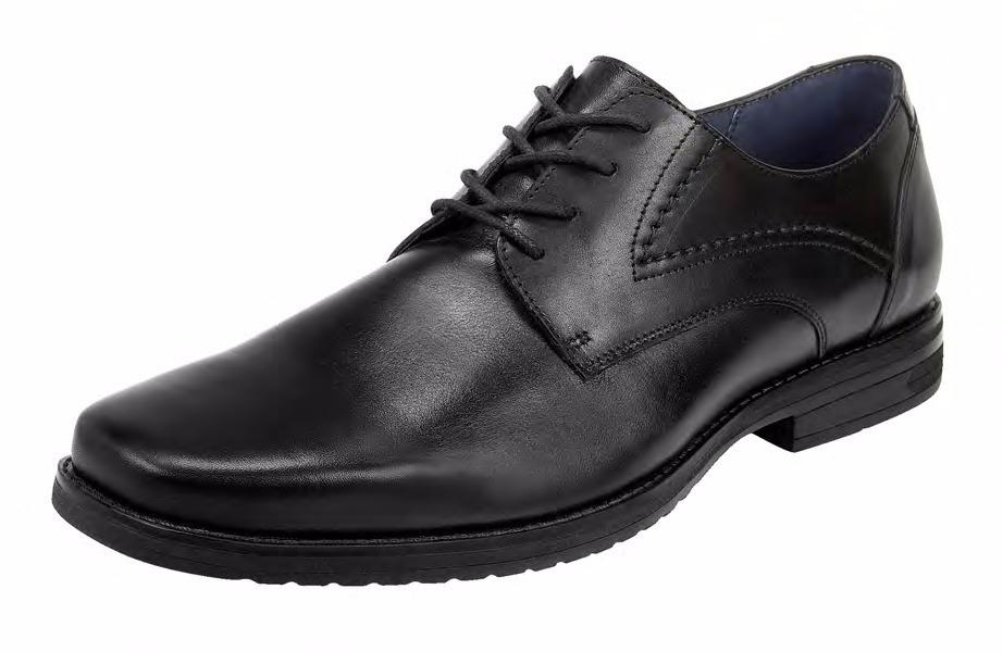 9cf95e5f1af7f zapatos para caballero marca flexi color negro modelo 90901. Cargando zoom.