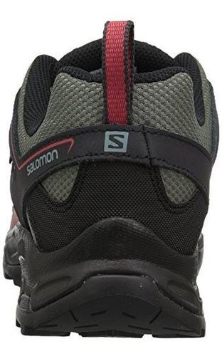 zapatos para caminar mujer salomon pathfinder cswp w
