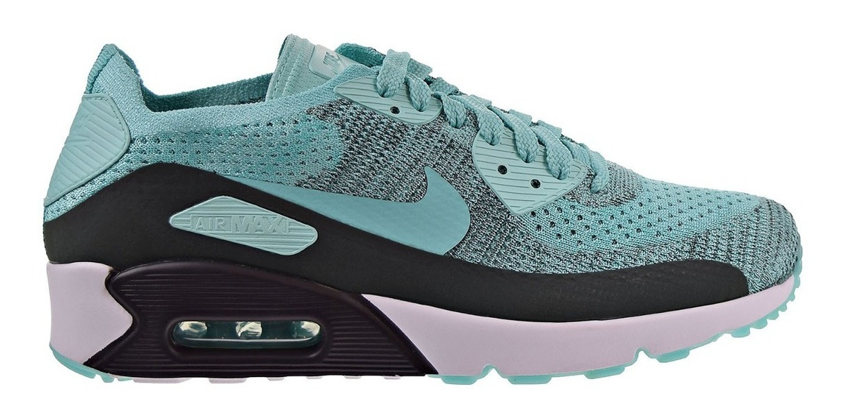 nike air max 90 ultra 2 0 flyknit hyper turquoise