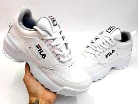 En Mercado Nike De Zapatos Naranja Libre Hombre Fila Negro uiPXOkZ