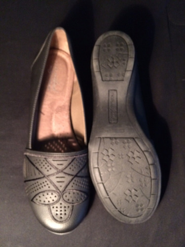 zapatos para dama flats negros cómodos