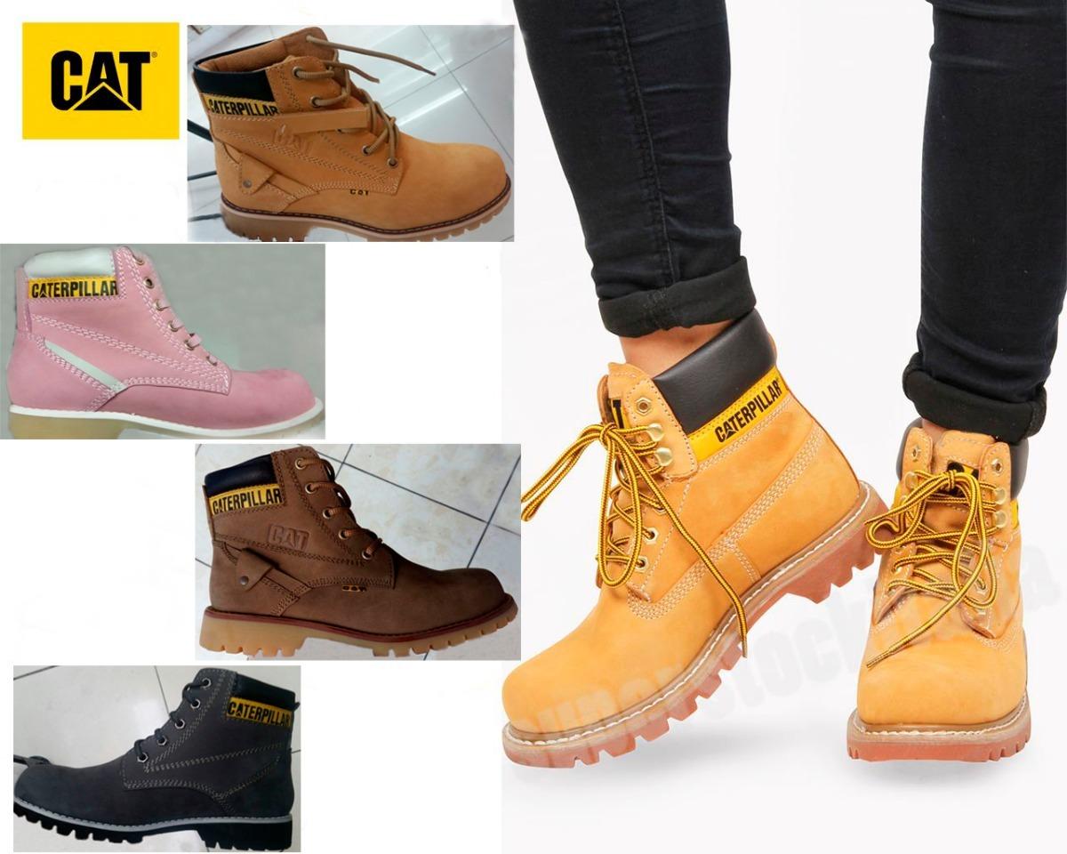 91949b0f Zapatos Para Damas, Modelo Caterpillar - Punta De Acero. - S/ 169,00 ...