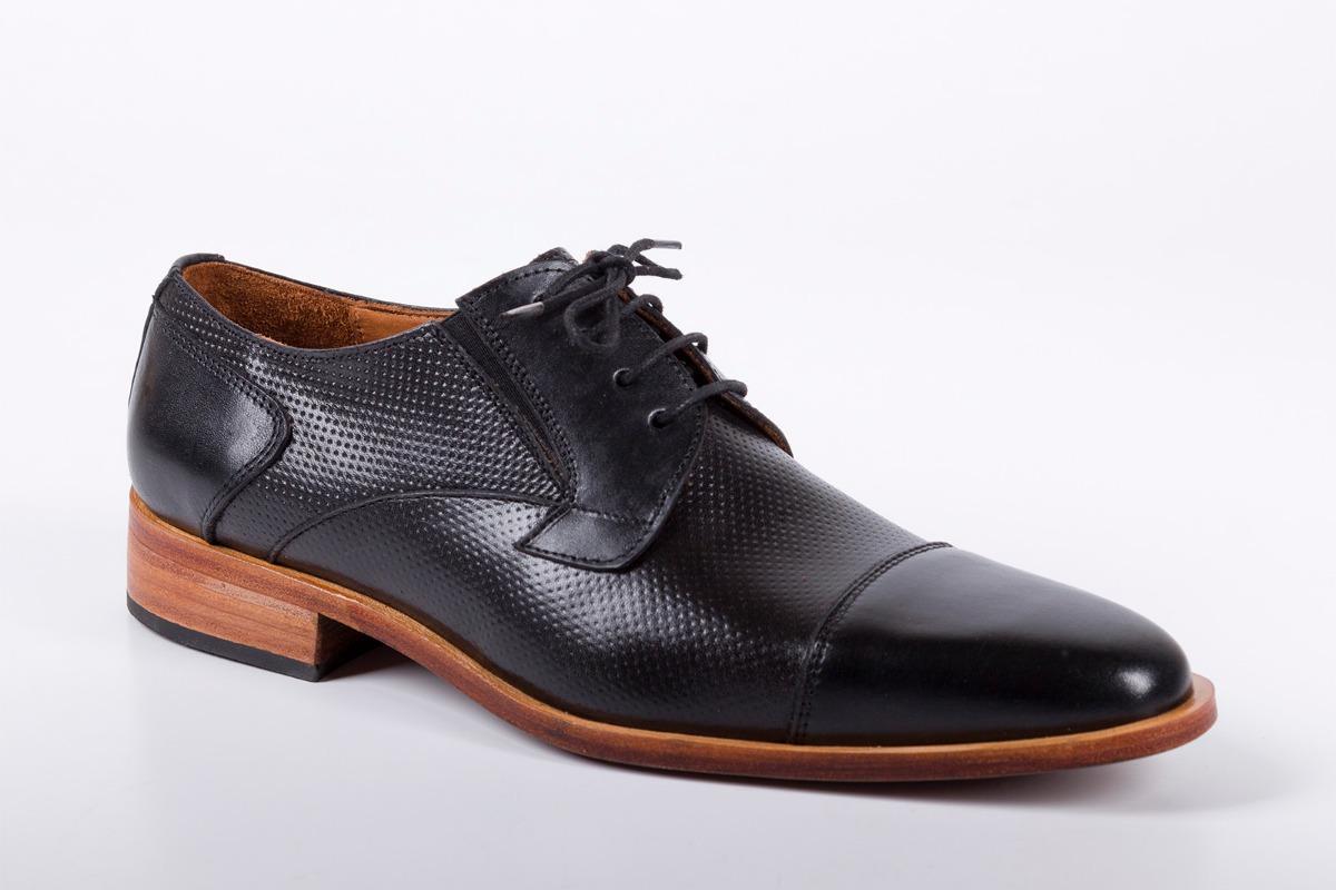 16af68da Zapatos Para Hombre Color Negro - Modelo Nantes - $ 3.400,00 en ...