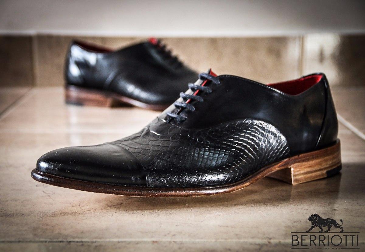 Cuero Para Moda Hombre Vestir De Y 100 Zapatos Calidad w4qC8qO