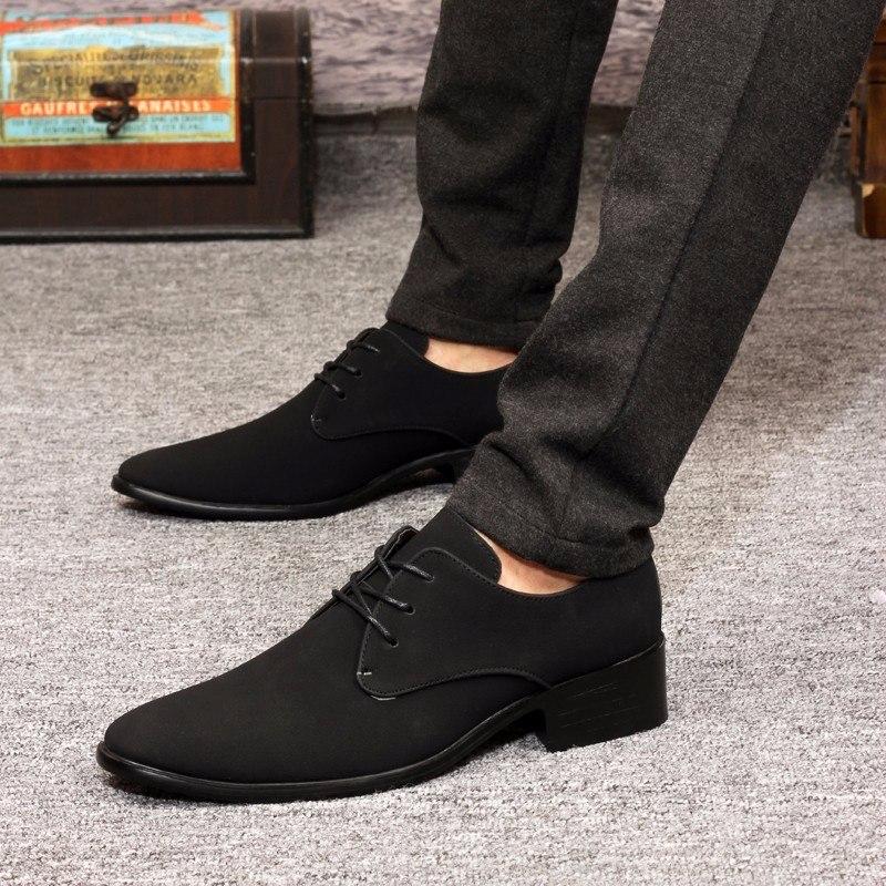 135683d6afa84 Zapatos Hombre Modelo Para S 00 Negros En Terciopelo Oxford 150 wr6w5xEq