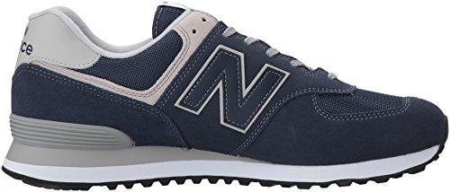 best deals on 1c673 63d33 Zapatos Para Hombres, New Balance, Black Iris, 39col/8us.