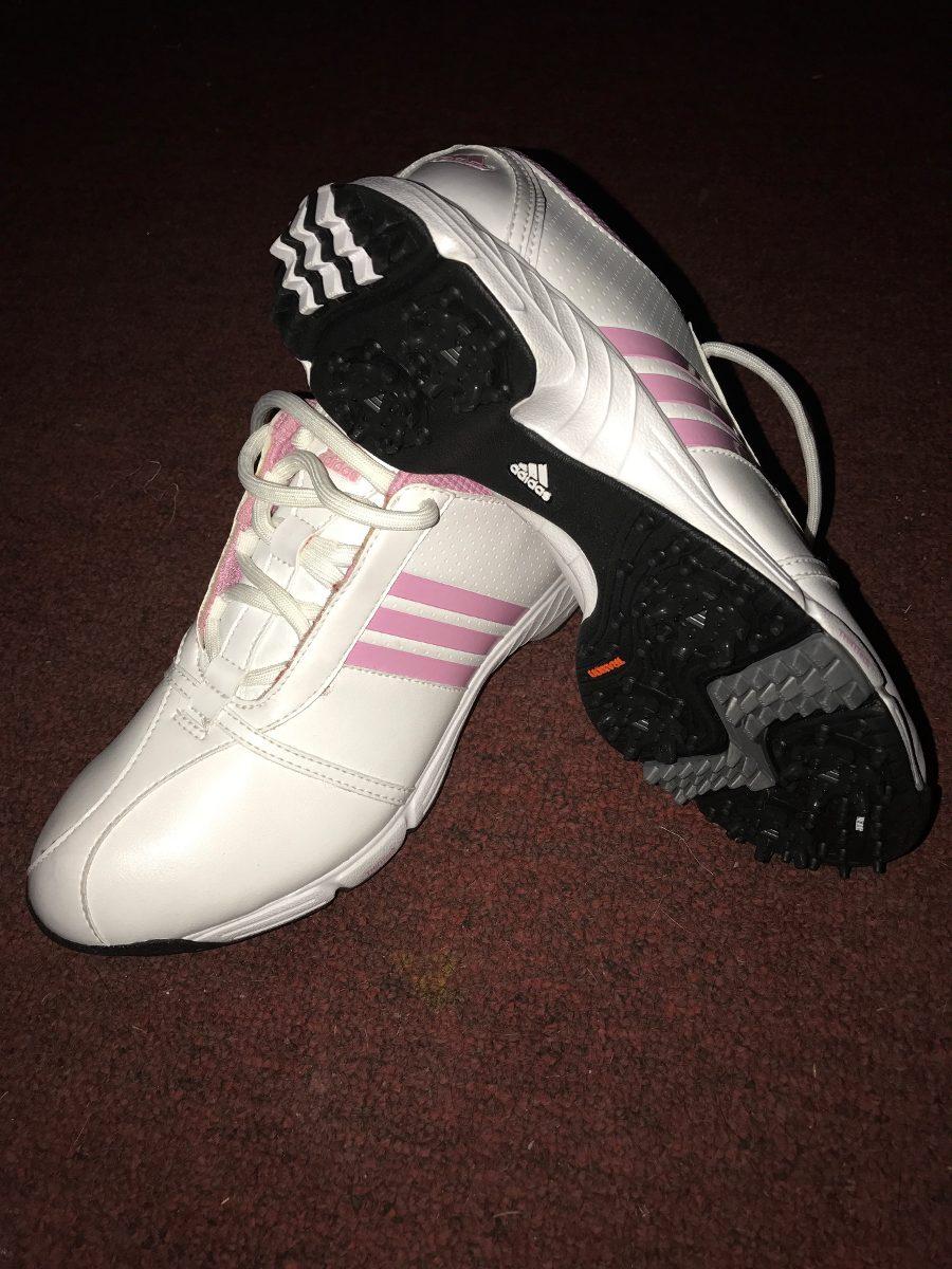 0776931f25647 zapatos para jugar golf femenino - adidas para pies de 22 cm. Cargando zoom.