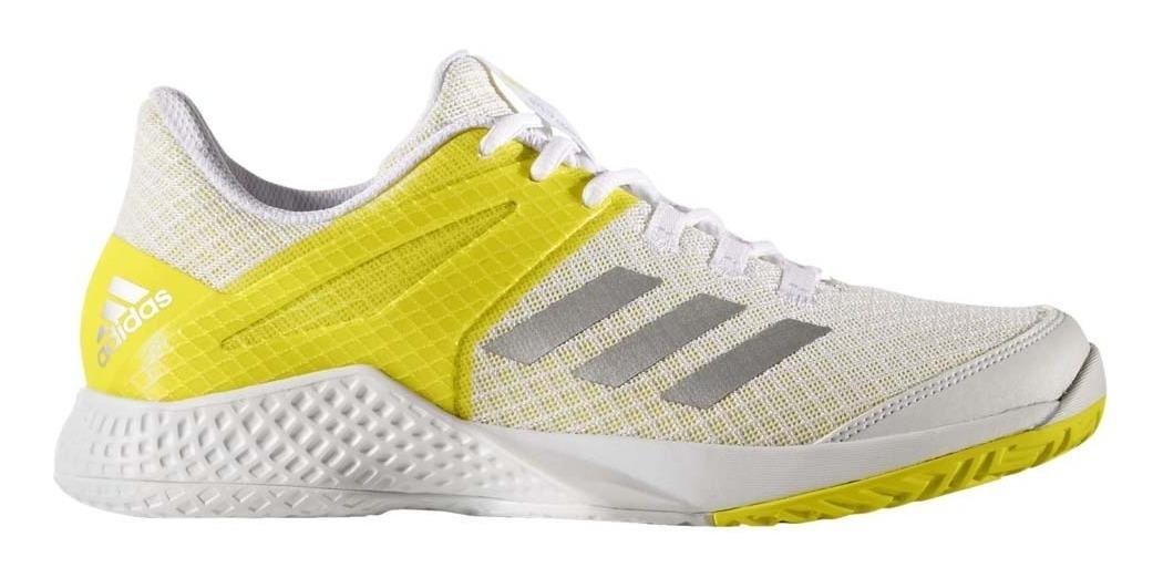 Zapatos Para Jugar Tenis adidas Adizero Club Dama Mujer Amar