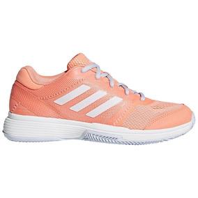 Zapatos Para Jugar Tenis adidas Barricade Club Mujer Y Niña