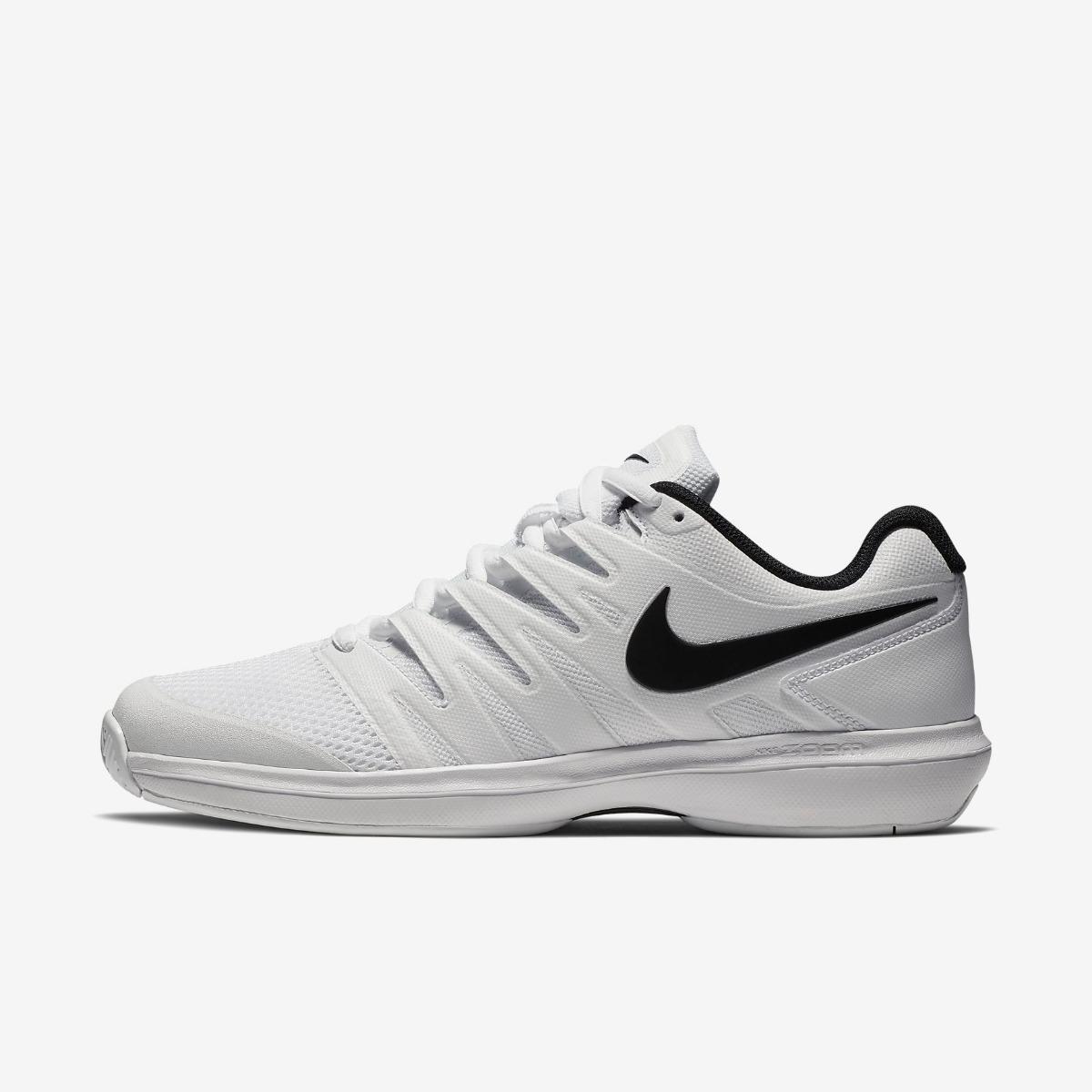 ace22a8501b zapatos para jugar tenis nike court air zoom prestige hard. Cargando zoom.