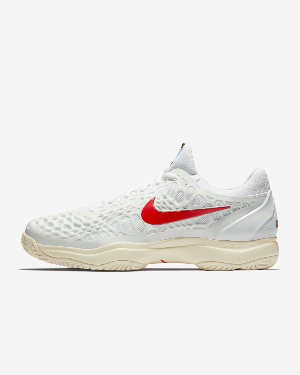 Zapatos Para Jugar Tenis Nike Court Zoom Cage 3 Rafa Nadal ... 36671f9f0f3d1