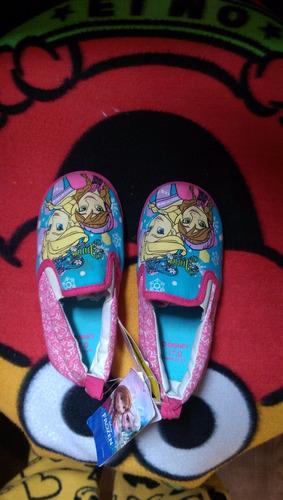 zapatos para la engeida del hogar original frozen