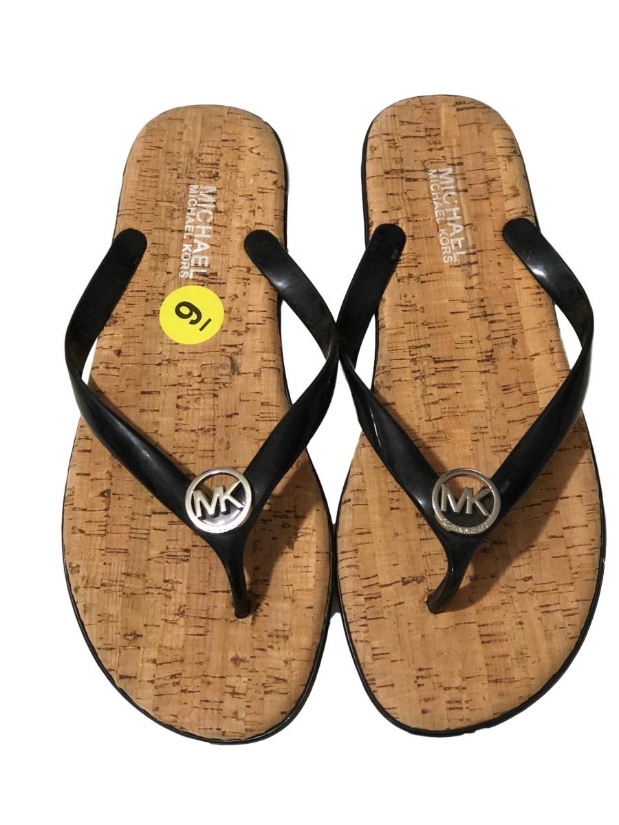 Zapatos Kors Sandalias Negras Para Michael Mujer xerdCoB