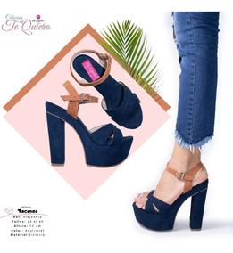 Tacones Hasta 40 Tallas Desde 34 Zapatos Altos Mujer Para l3TFucK1J