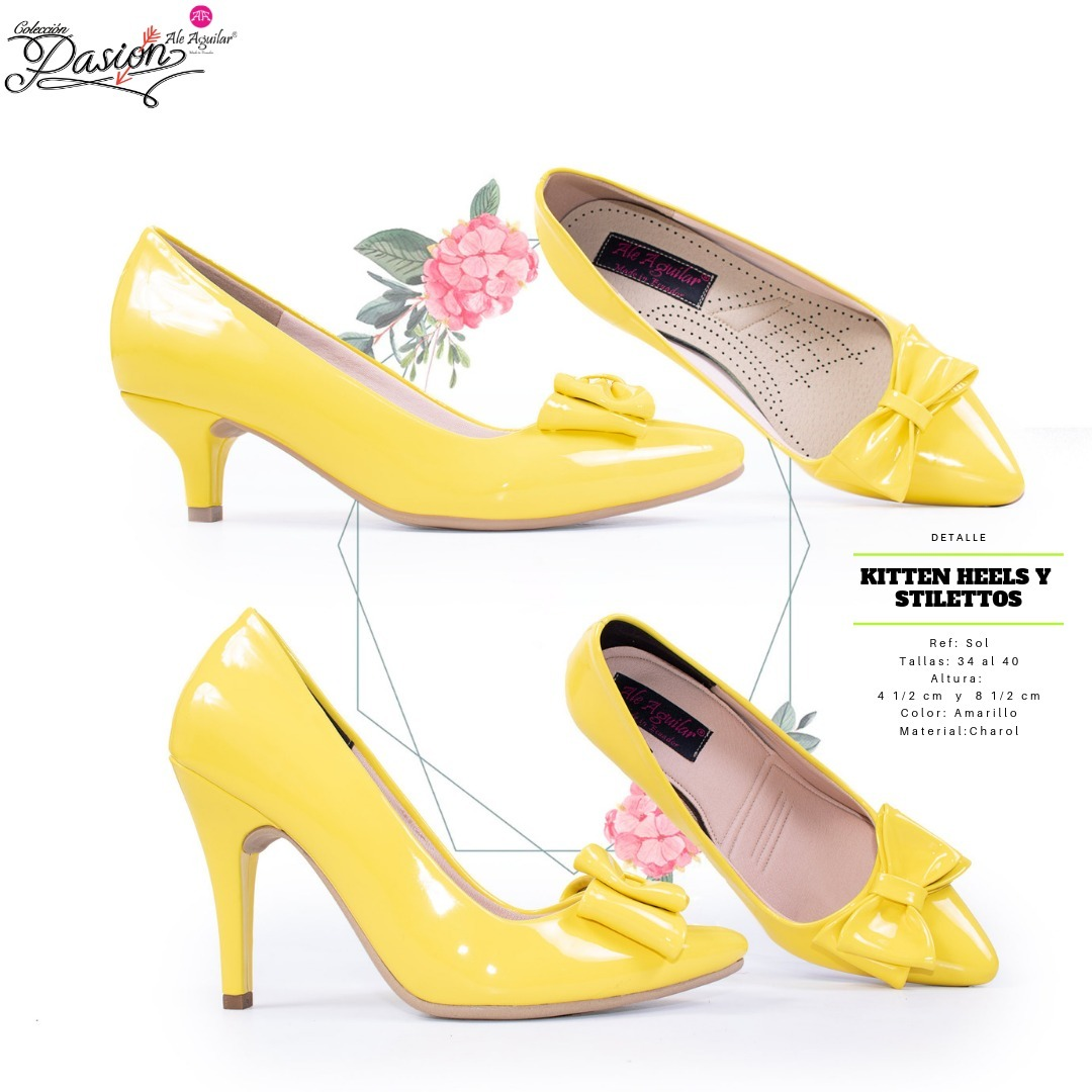691123b9 zapatos para mujer tacones altos y bajos tallas desd 34 a 40. Cargando zoom.