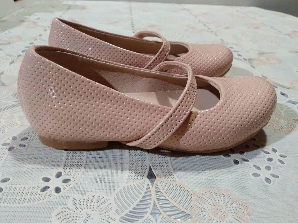 fa5bd514 Zapatos Para Nenas - Importado - Color Rosa Y Salmón - $ 540,00 en ...