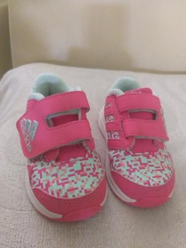 zapatos para niña adidas, mk y skechers
