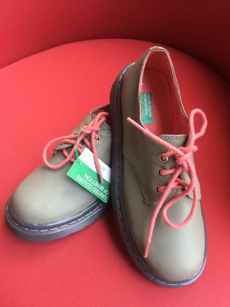 c33903dd74a04 Zapatos Para Niña Benetton Shoes -   449.00 en Mercado Libre