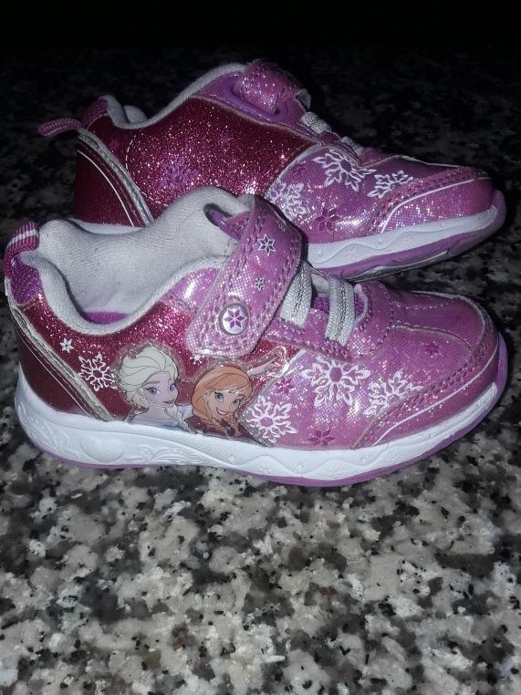 zapatos niña converse